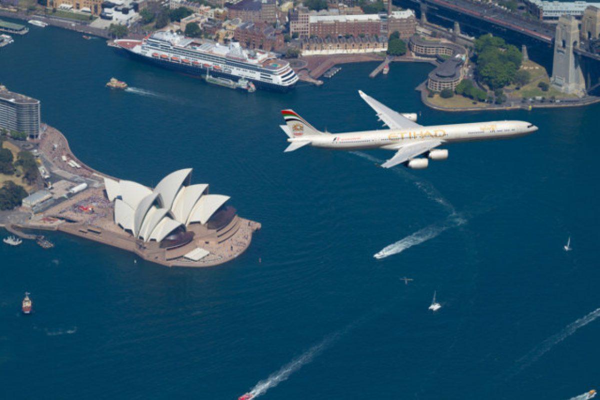 Lufthavne i Oceanien