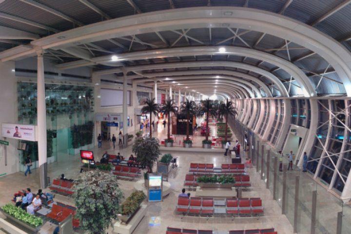 Aeropuertos en Próximo Oriente