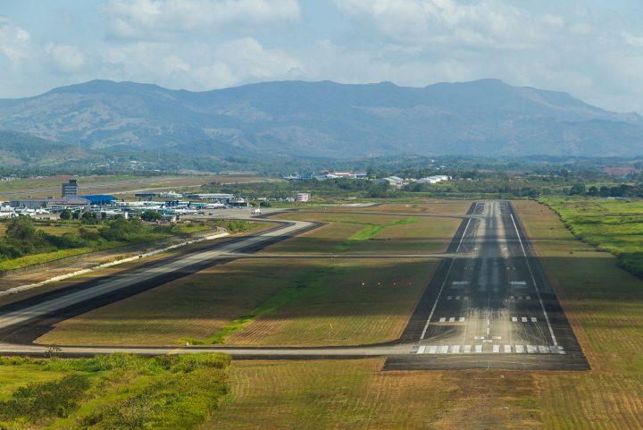 Letisko v Latinskej Amerike