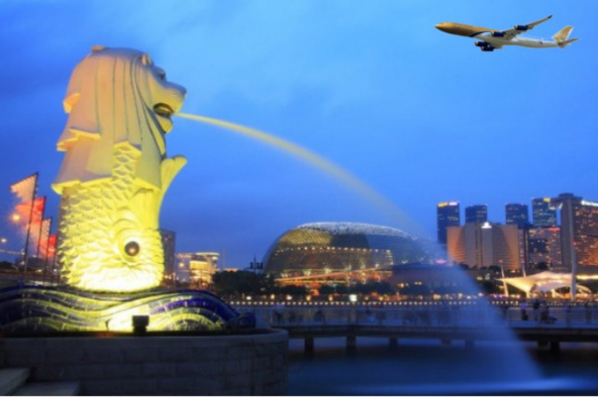 Lufthavne i Asien
