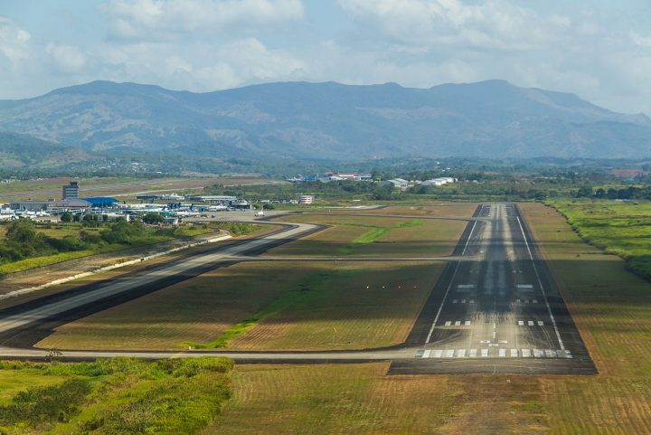 Flyplasser i Latin-Amerika