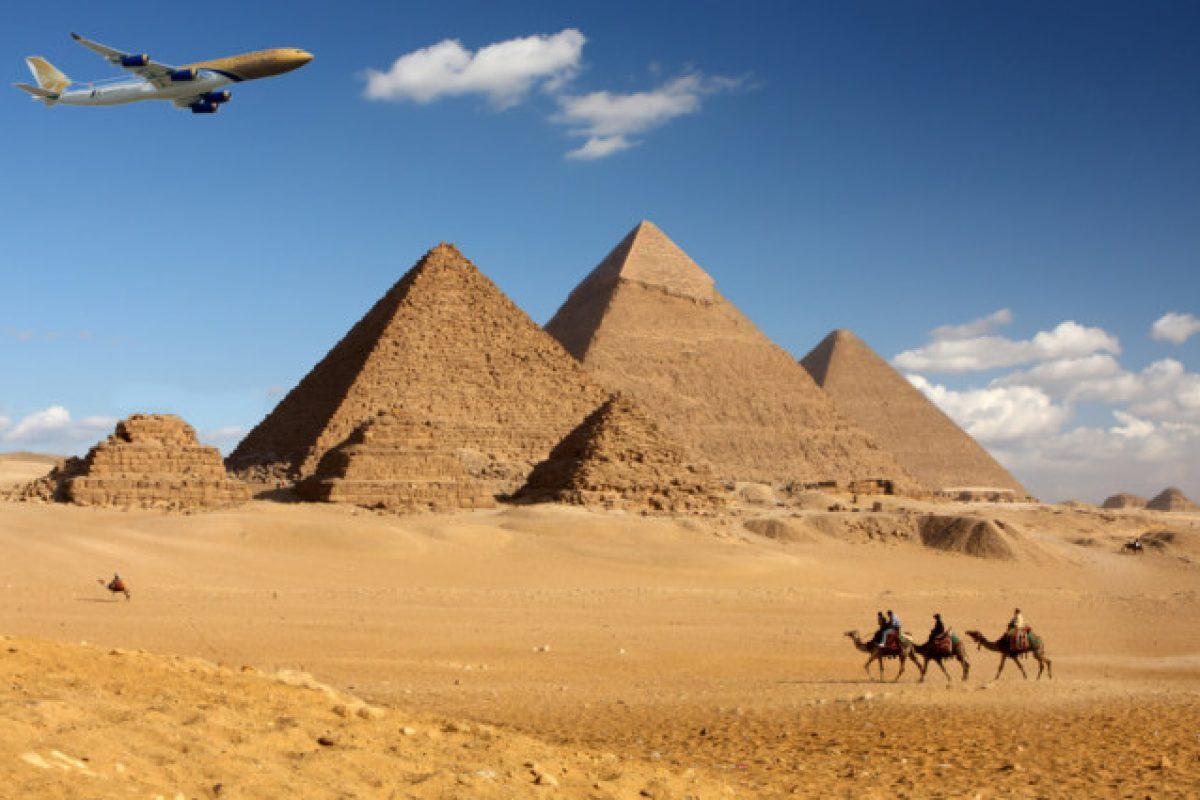 Flyplasser i Afrika