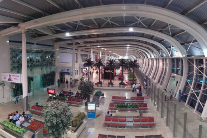 Aeroportos o Médio Oriente