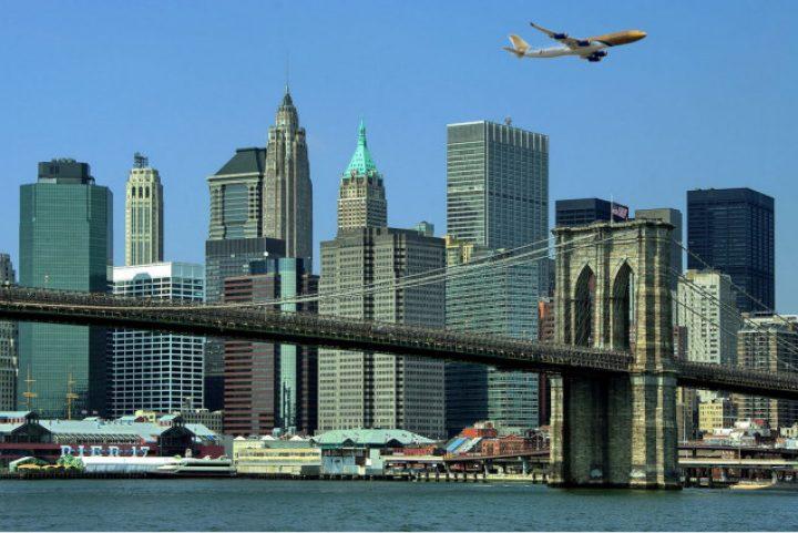 Aeroportos em os EUA e no Canadá
