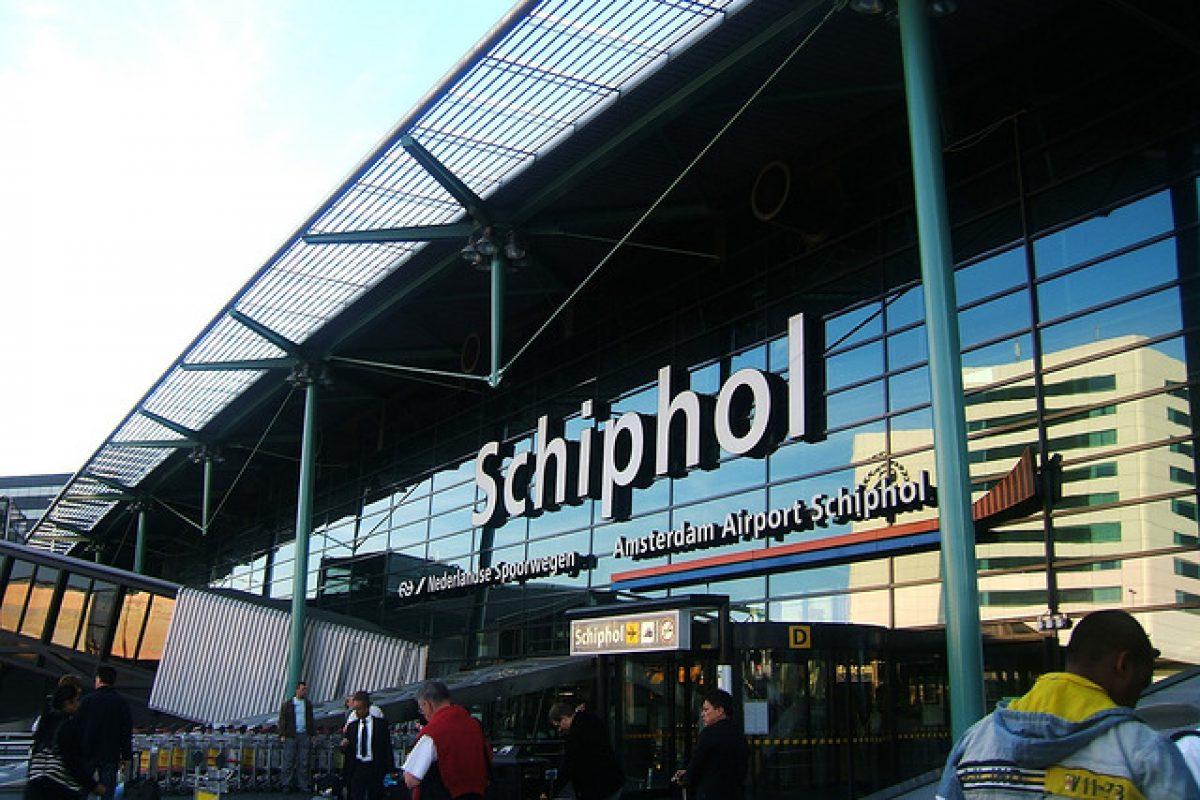Аэропорты в Европе